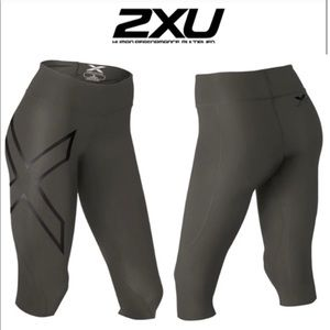 2XU Crop Compression Tights